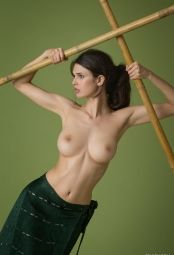 Jasmine Andreas erotic photoset by Femjoy #2