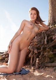Tiny Nudist Mina K By Metart #4
