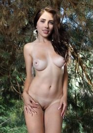 Outdoors Sexy Slut Niemira By Metart #1